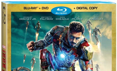 Iron Man 3 Gets a DVD Release Date