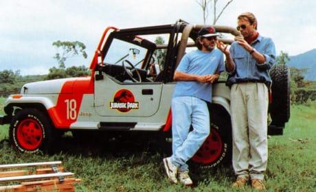Jurassic Park Steven Spielberg Sam Neill