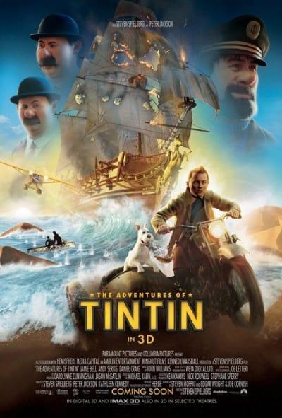 New Tintin Poster