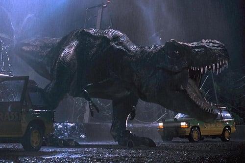 Jurassic Park 3D Still