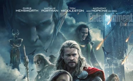 Thor The Dark World: Poster Highlights Entire Cast