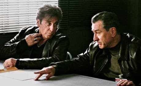 Robert De Niro, Al Pacino to Team Up in Righteous Kill
