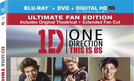 One Direction This Is Us DVD Review: One Rocking Stocking Stuffer