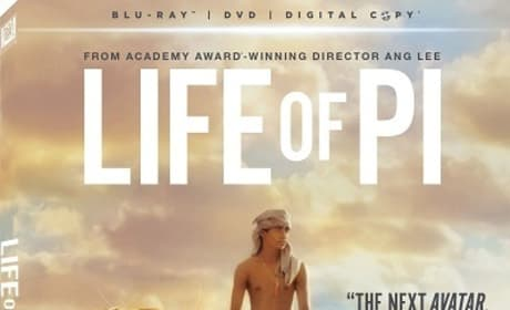 Life of Pi DVD Review: Ang Lee's Oscar Winner