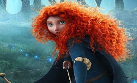 Brave Video: Introducing Pixar's Heroine Merida