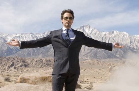 Tony Stark Picture