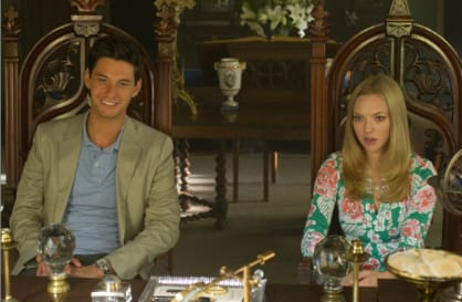 Ben Barnes Amanda Seyfried The Big Wedding