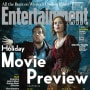Emily Blunt Into the Woods EW Cover