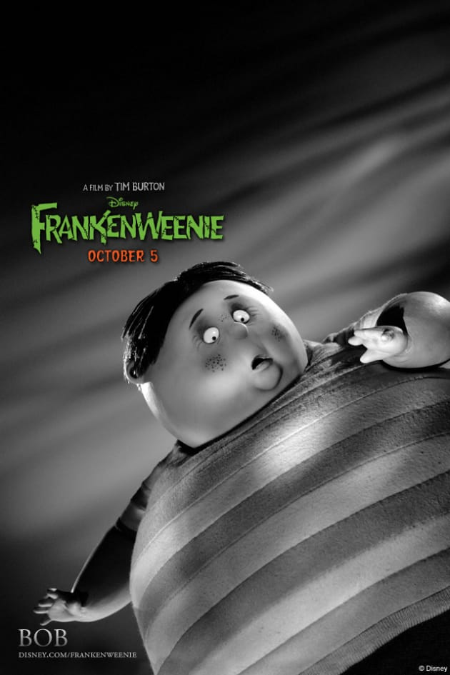 Bob Frankenweenie iPhone Background