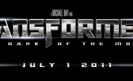 Transformers Dark of the Moon Gets a New Logo