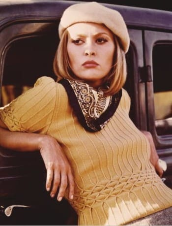 Faye Dunaway Bonnie and Claude