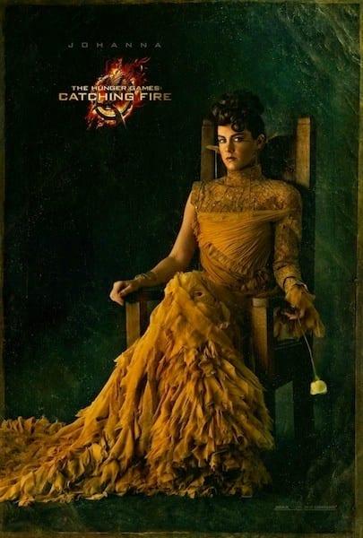 Catching Fire Johanna Portrait