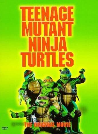 Teenage Mutant Ninja Turtles 1990 Poster