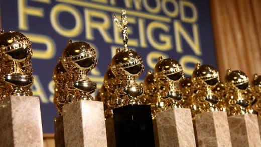 Golden Globes Shiny