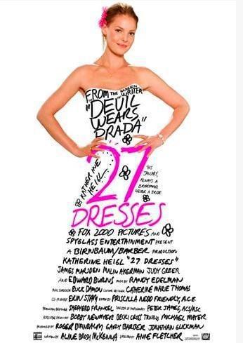 27 Dresses Photograph