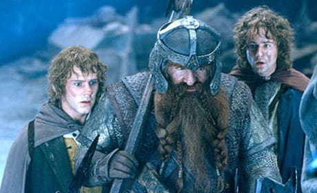 Jonathan Rhys-Davies: No Gimli in The Hobbit