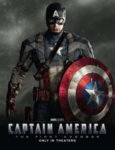 Captain America: The First Avenger Poster Revealed