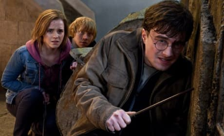 Weekend Box Office: Deathly Hallows Blows Away Previous Records