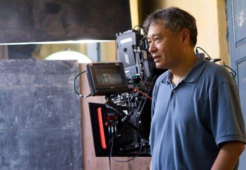 Ang Lee on Life of Pi Set