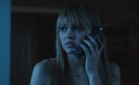 Aimee Teegarden in Scream 4
