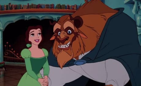 Beauty and the Beast 3D Still