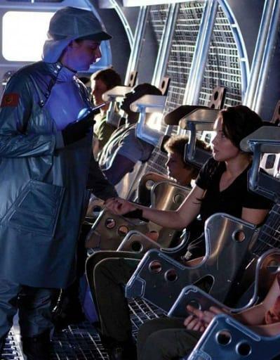 The Hunger Games Still Starring Jennifer Lawrence