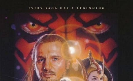 Star Wars Episode 1: The Phantom Menace Original Poster