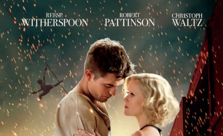 New Water For Elephants Poster