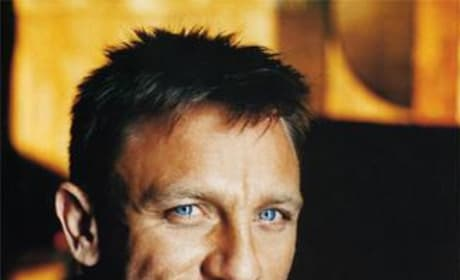Daniel Craig Photograph