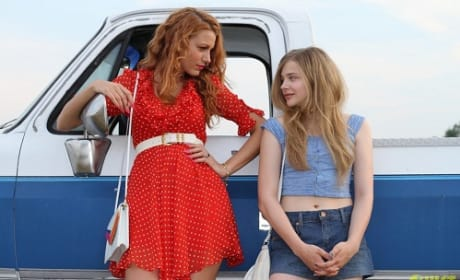 Blake Lively and Chloe Moretz in Hick