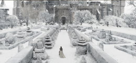 Snow White and the Huntsman Still: Snowy Castle