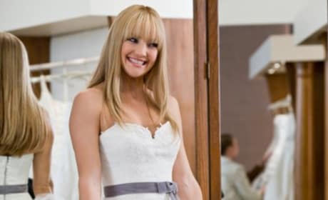 A Series of Photos from Bride Wars