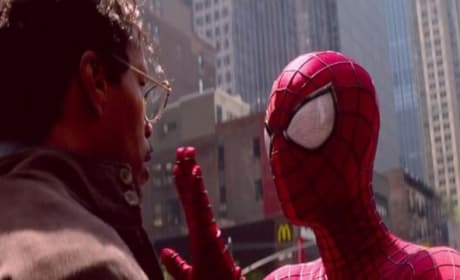 The Amazing Spider-Man 2 Trailer: Enemies Unite!