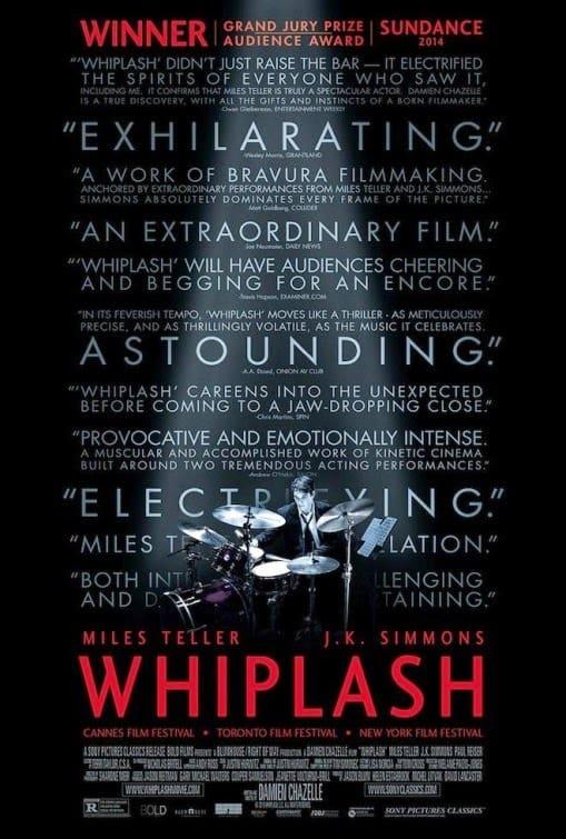 Whiplash Teaser Poster