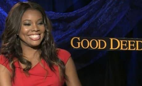 Gabrielle Union Good Deeds Interview