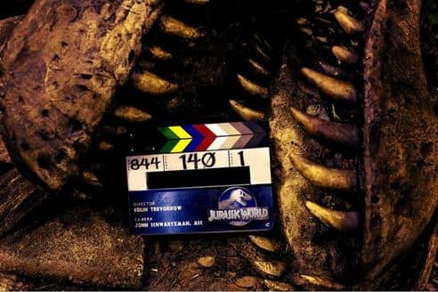 Jurassic World T-Rex Photo