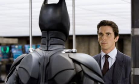 Christian Bale Talks The Dark Knight Rises