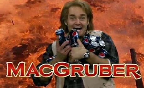 Coming to the Big Screen: MacGruber!