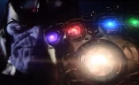 Avengers Infinity War Teaser Trailer: Thanos Wields Infinity Gauntlet