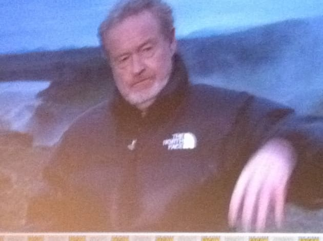 Ridley Scott from Iceland
