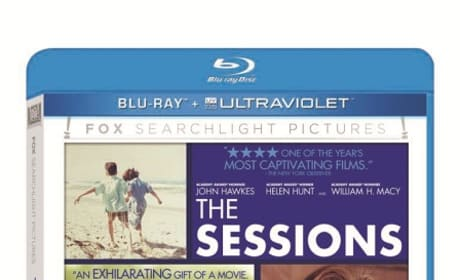 The Sessions: Enter to Win Blu-Ray