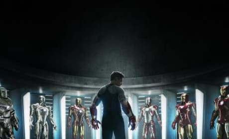 Iron Man 3 Poster is Here!
