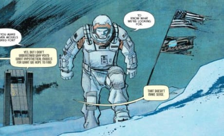 Interstellar Prequel Comic: What Happened Before Nolan's Epic?