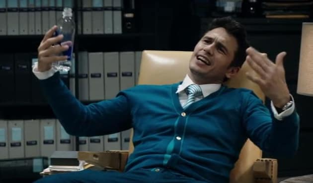 James Franco The Interview Photo
