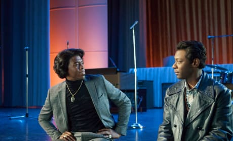 Get On Up Chadwick Boseman Nelsan Ellis