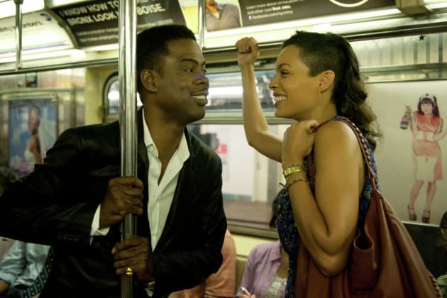 Top Five Chris Rock Rosario Dawson