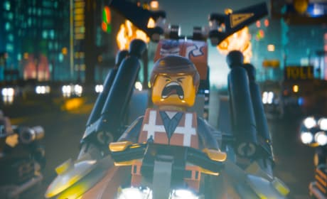 The LEGO Movie Chris Pratt Is Emmet