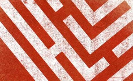"The ""Red"" Maze Runner Poster"