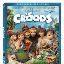 The Croods DVD/Blu-Ray Combo Pack