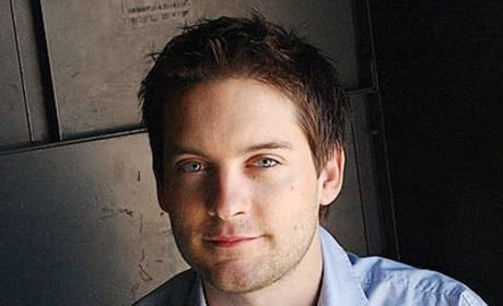 Pic of Tobey Maguire
